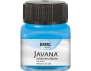 Краска по светл.тканям растекающаяся Javana (расфасована ЛХ) 30мл ГОЛУБОЙ
