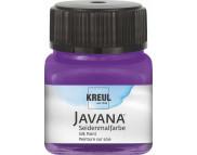 Краска по светл.тканям растекающаяся Javana (расфасована ЛХ) 30мл ФИОЛЕТОВЫЙ ПАСТЕЛЬНЫЙ