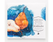 "Альбом для акварели Torchon 250г ""White Swan""Малевичъ 20л 19х17см"