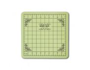 Коврик двусторонний 2в1 для резки и эмбоссинга 110х110х6мм