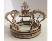 *Корона-2 большая для декора фанера 200х85х200мм