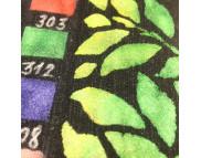 """Краска по тканям нерастекающ.с эффетом замши """"Setacolor"""" 45мл КОРОЛЕВСКИЙ СИНИЙ"""