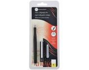 *Набор для каллиграфии Italic Calligraphy Pen Medium(ручка+перо+картрдж+конвертер)