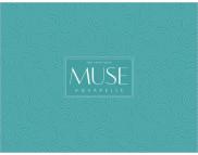 """Альбом-склейка для акварели """"Muse"""" 300г 100% целлюлоза  Muse 15л А5"""