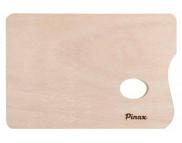 Палитра деревян.прямоугольн. PW-C2030  20х30см