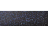 RR Декоративная пленка для аппликаций на текстиле 9х23см голографич.точки ТЕМНО-СИНЯЯ