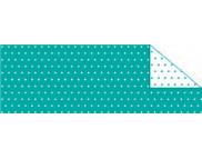 "RR п Картон дизайнерский двусторонний ""Пунктир Мини"" 300г 20х30см БЕНЗИНОВЫЙ"