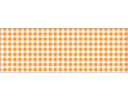 "RR п Картон дизайнерский двусторонний ""Клетка Мини"" 300г 20х30см ОРАНЖЕВЫЙ"