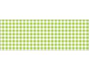 """RR п Картон дизайнерский двусторонний """"Клетка Мини"""" 300г 20х30см ЗЕЛЕНЫЙ СВЕТЛЫЙ"""