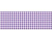 "RR п Картон дизайнерский двусторонний ""Клетка Мини"" 300г 20х30см ПУРПУРНЫЙ"