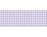"""RR п Картон дизайнерский двусторонний """"Клетка Мини"""" 300г 20х30см ЛИЛОВЫЙ"""