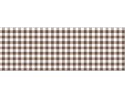 """RR п Картон дизайнерский двусторонний """"Клетка Мини"""" 300г 20х30см КОРИЧНЕВЫЙ СРЕДНИЙ"""