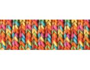 R п Картон дизайнерский цветной 300г 49,5х68см ВЯЗАННЫЙ УЗОР