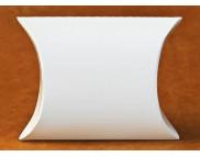 """Бельё картонное: Коробка """"Футляр"""" №М0002-о12 60х75х25мм БЕЛАЯ"""